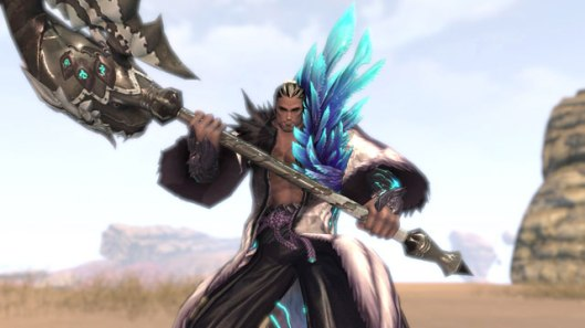 Blade & Soul: GMs Obtained Unreleased Weapons in the Game Illegally